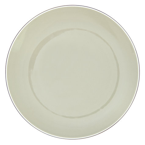 Buy John Lewis Puritan Plates, Mocha Online at johnlewis.com