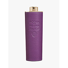 Buy Acqua di Parma Iris Nobile Leather Purse Spray, 20ml Online at johnlewis.com