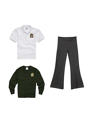 King Fahad Academy Girls' Nursery Uniform