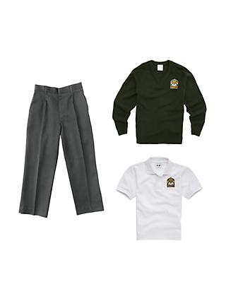 King Fahad Academy Boys' Nursery Uniform