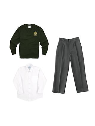 King Fahad Academy Boys' Reception Uniform