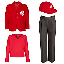 St George's School, Hanover Square Boys' Uniform