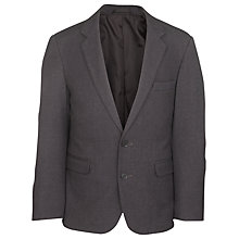 Buy Reading School Boys' Blake Jacket, Charcoal Online at johnlewis.com