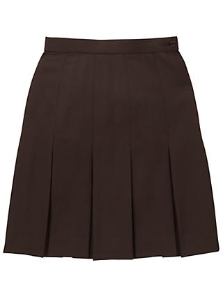 Jordanhill School Girls' Box Pleat Skirt