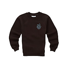 Buy North London Collegiate School Girls' Sweatshirt Online at johnlewis.com