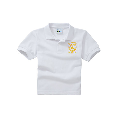 Buy St Edwards RC Primary School Unisex Sports Polo Shirt Online at johnlewis.com