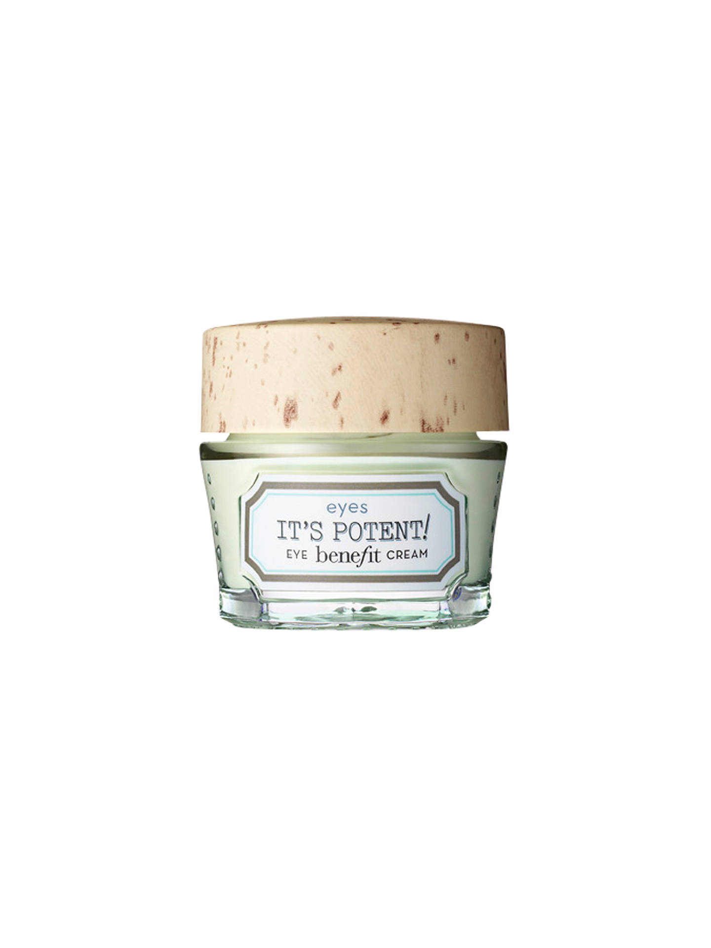 Buy Benefit It's Potent! Eye Cream, 14.2g Online at johnlewis.com