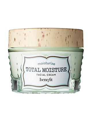 Benefit Total Moisture Facial Cream, 48.2g