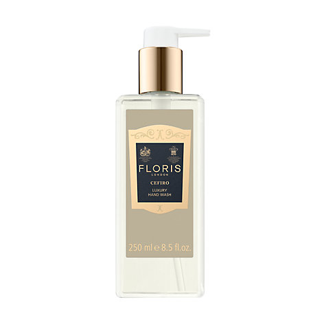 Buy Floris Cefiro Luxury Hand Wash, 250ml Online at johnlewis.com