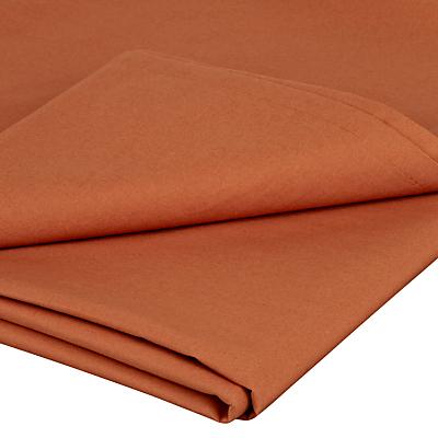 John Lewis 200 Thread Count Egyptian Cotton Flat Sheet