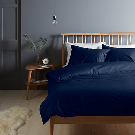 Buy John Lewis Perfectly Smooth 200 Thread Count Egyptian Cotton Bedding Online at johnlewis.com