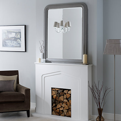 Buy Brissi Hampshire Mirror, H120 x W100cm Online at johnlewis.com