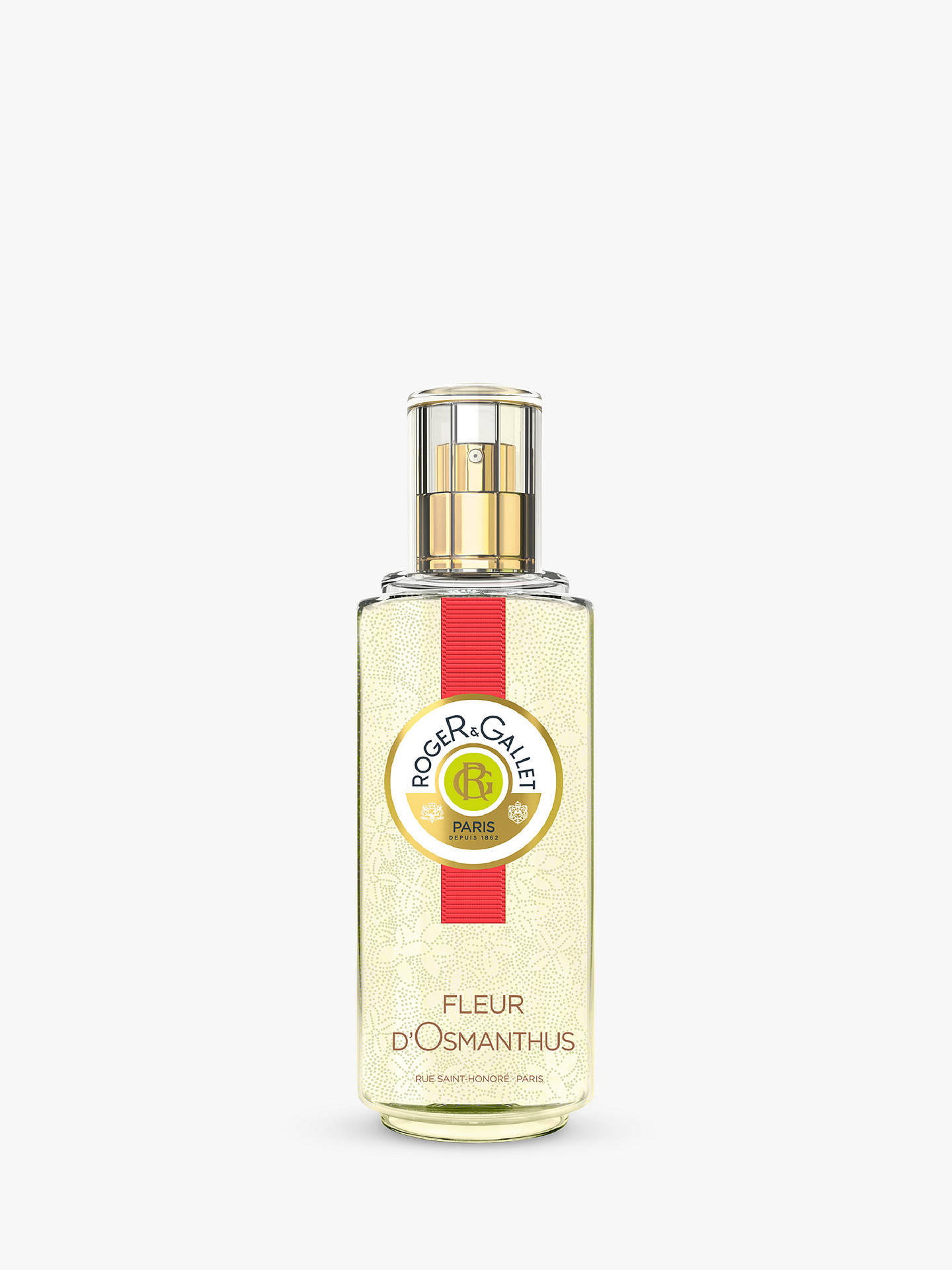 Roger Gallet Fleur D Osmanthus Blossom Spray 100ml At John Lewis