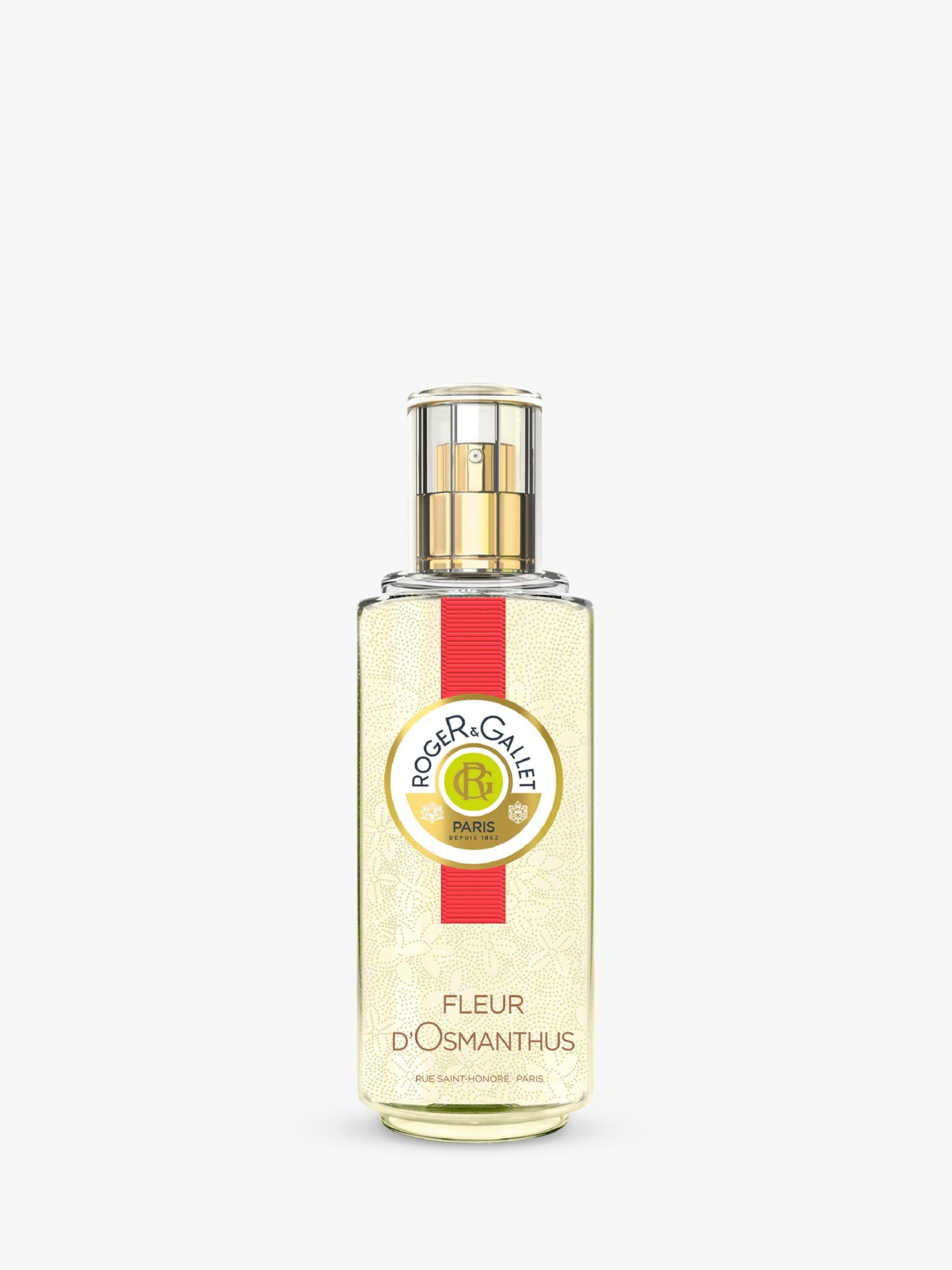 Roger & Gallet Roger & Gallet Fleur D'Osmanthus Well-Being Water Fragrance, 100ml