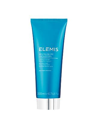 Elemis Revitalise-Me Shower Gel, 200ml