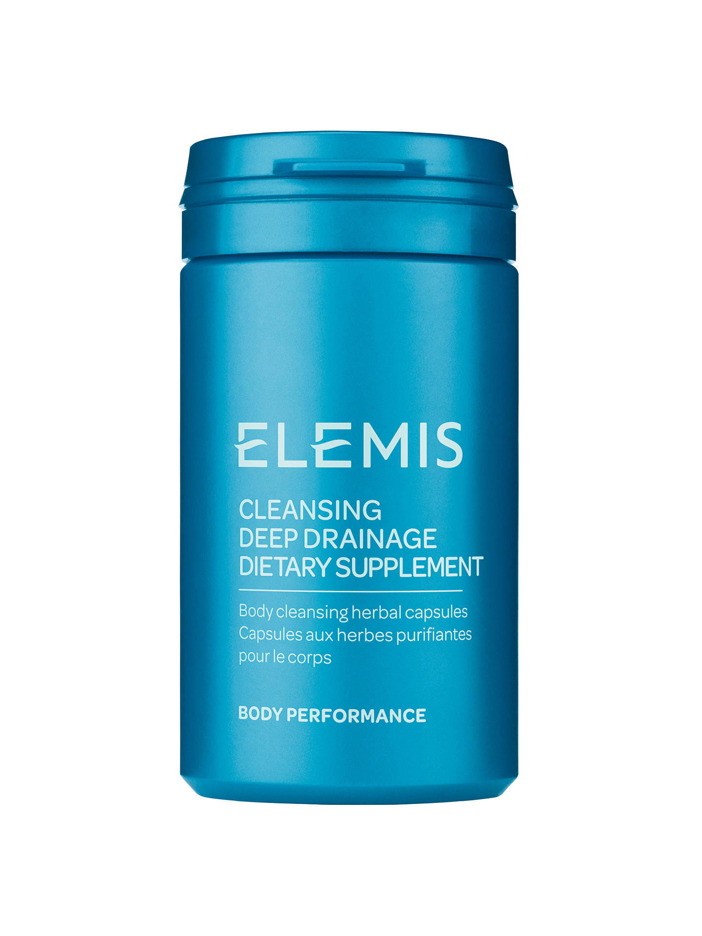 BuyElemis Cleansing Deep Drainage, 60 Capsules Online at johnlewis.com