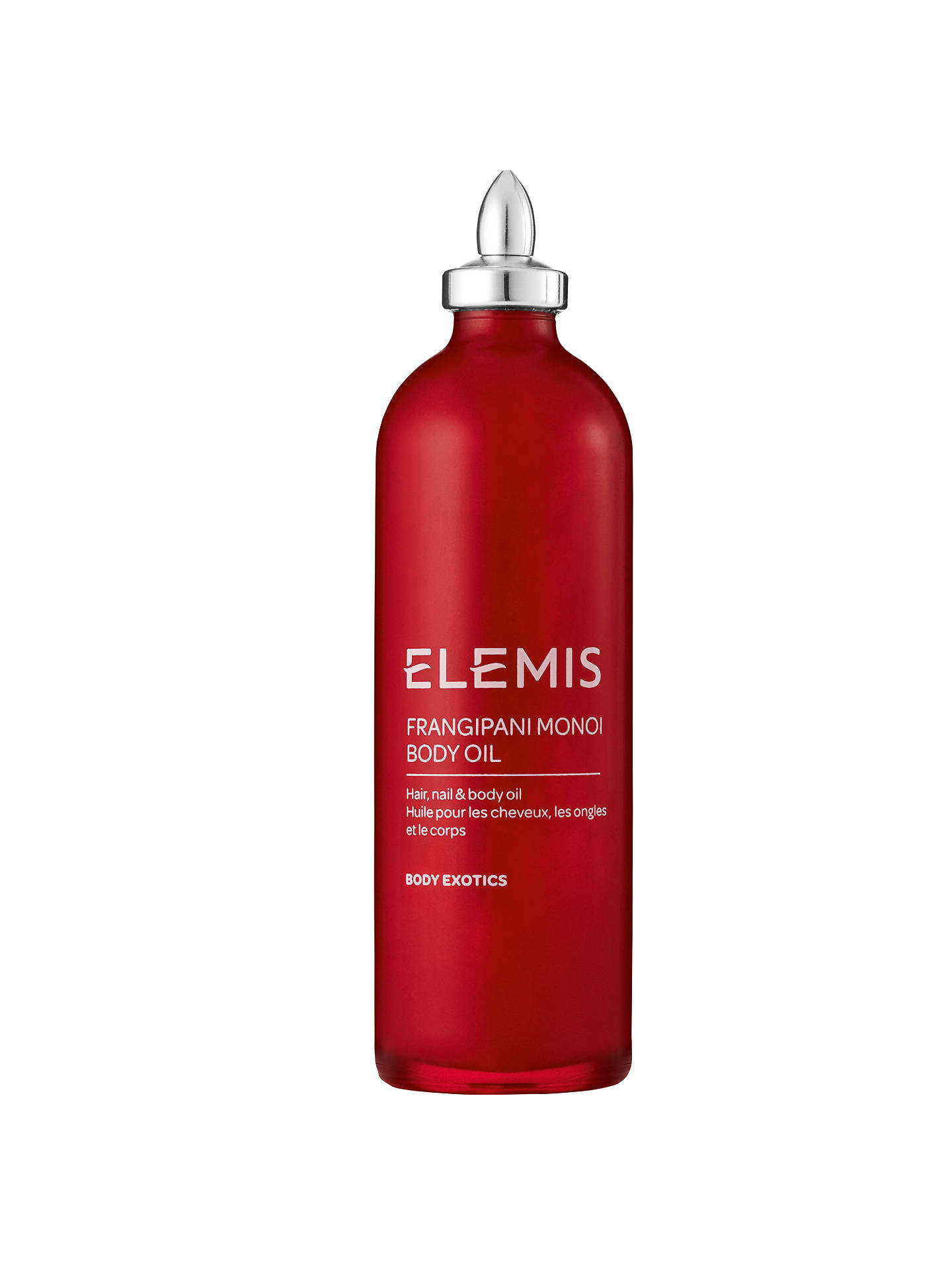 Buy Elemis Frangipani Monoi Body Oil, 100ml Online at johnlewis.com