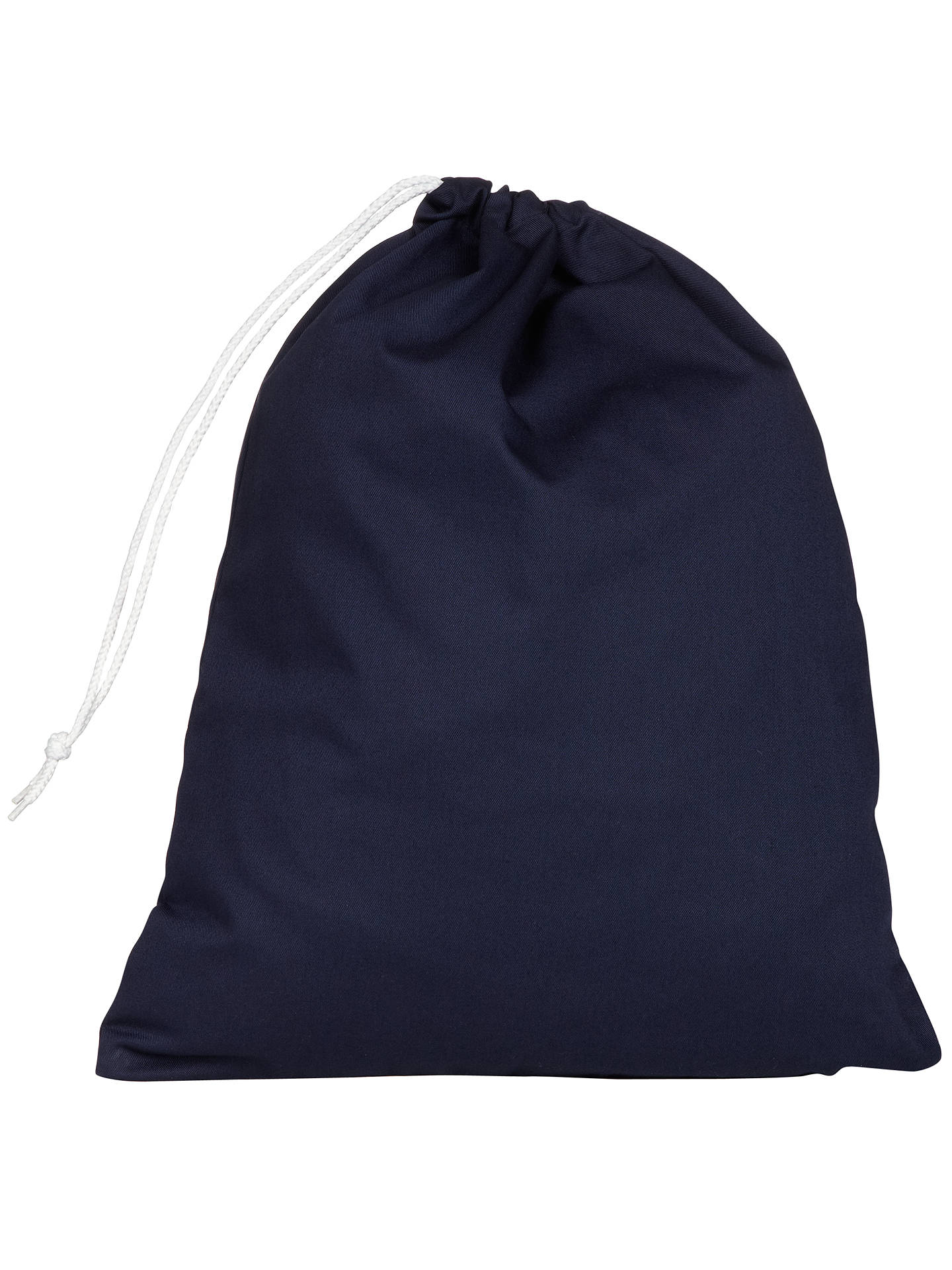 Buy School Shoe Bag, Navy, One Size Online at johnlewis.com