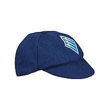 Buy St Bernard's Preparatory School Boys' Cap, Royal Blue Online at johnlewis.com