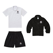 St James' Catholic High School Girls' Sports Uniform