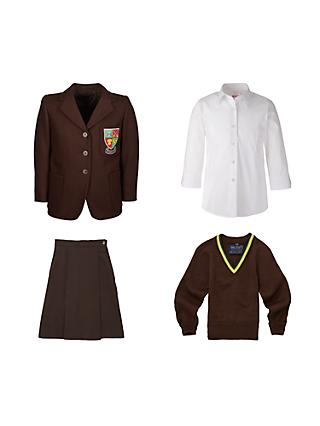 Jordanhill School Girls' Primary School Uniform