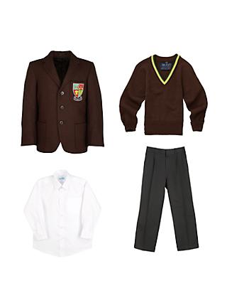 Jordanhill School Boys' Primary School Uniform