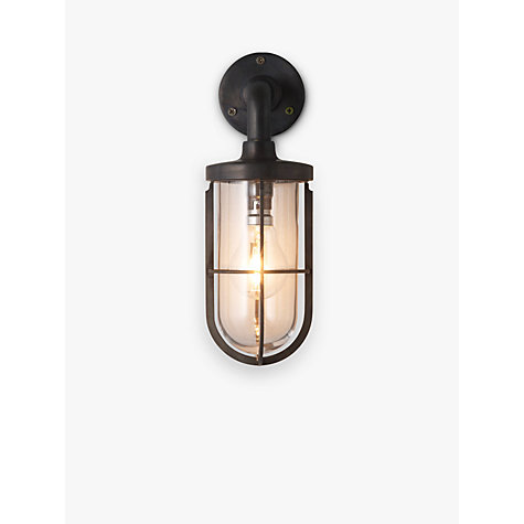 Buy Davey Lighting Ship's Wall Light Online at johnlewis.com