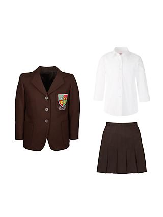 Jordanhill School Girls' Secondary School Uniform