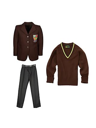 Jordanhill School Boys' Secondary School Uniform