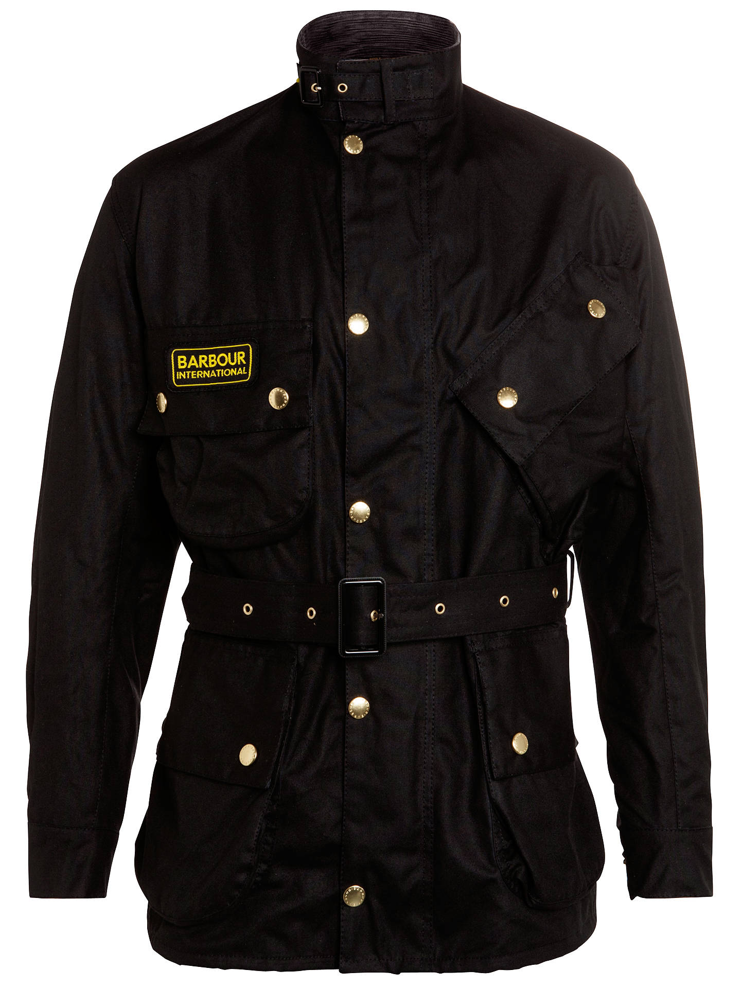 2b8f4b30828b Barbour International Wax Jacket