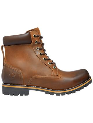 Timberland Earthkeepers Rugged 6-Inch Waterproof Plain Toe Boots
