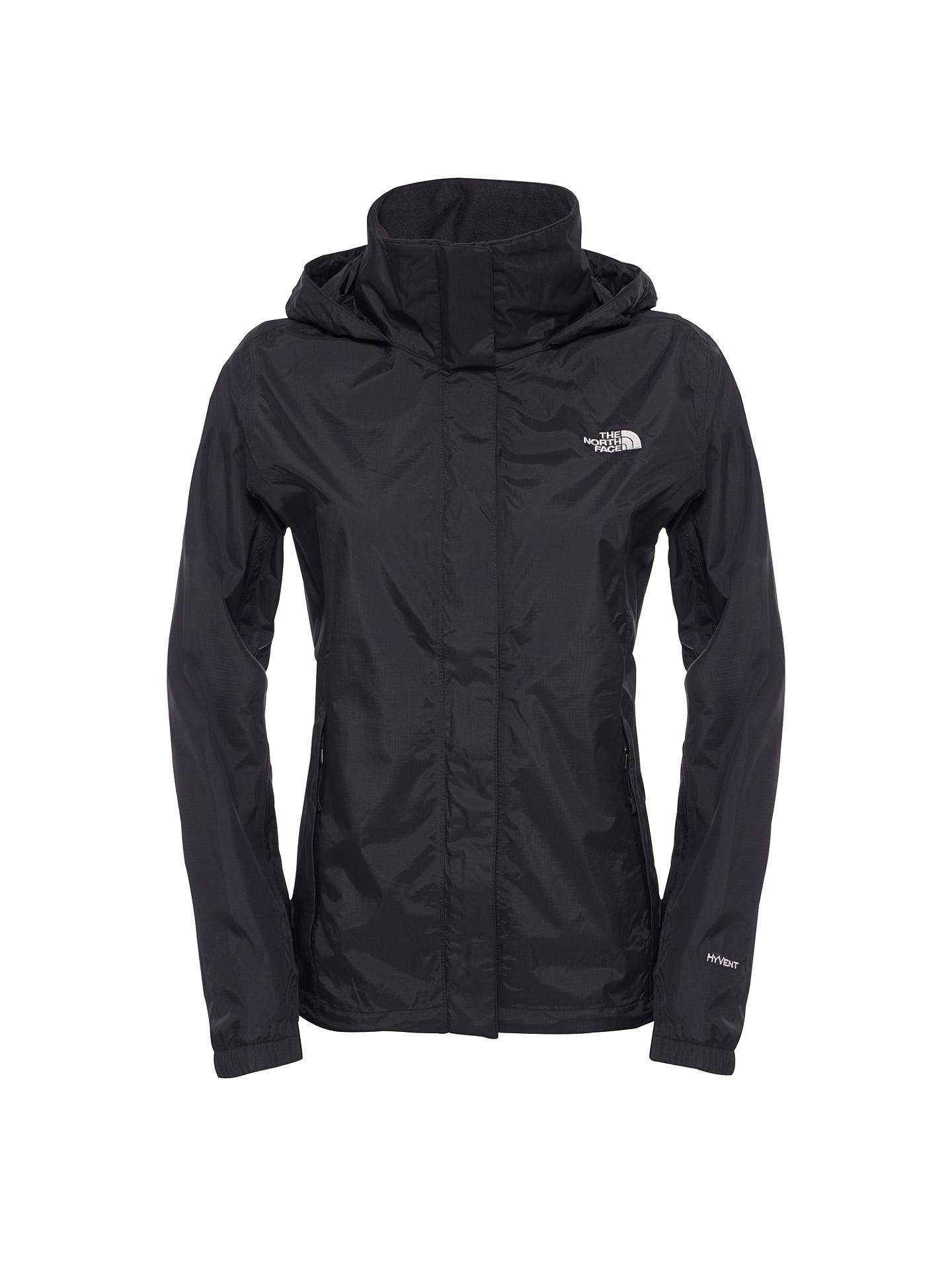 2a84e0b36 The North Face Resolve Waterproof Women's Jacket, Black at John ...