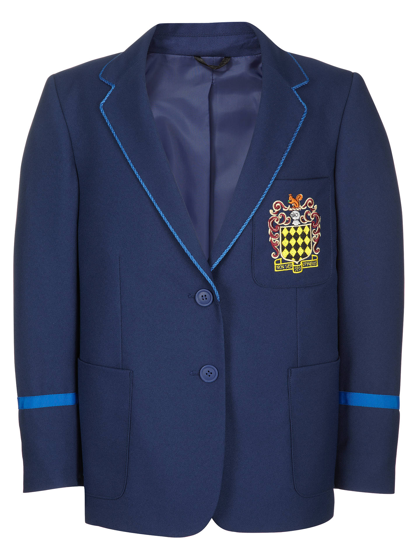 34509ebc9 The Blue Coat School Girls  Blazer