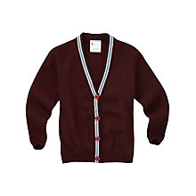 Buy Christian Fellowship School Girls' Cardigan Online at johnlewis.com