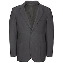 Buy Rudston Preparatory School Boys' Blazer, Grey Online at johnlewis.com