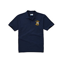 Buy St Bede's Catholic High School Unisex Years 7-9 Sports Polo Shirt Online at johnlewis.com