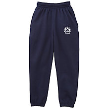 Buy Whitehall School Unisex Tracksuit Bottoms Online at johnlewis.com