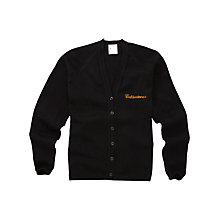 Buy Calderstones School Girls' Cardigan Online at johnlewis.com