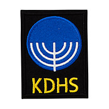 Buy King David High School Negev House Unisex Blazer Badge, Multi Online at johnlewis.com