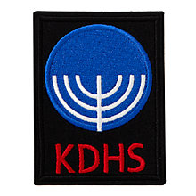 Buy King David High School Sharon House Unisex Blazer Badge, Multi Online at johnlewis.com