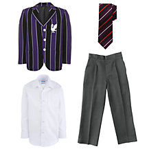 The Perse Prep School Boys' Winter Uniform