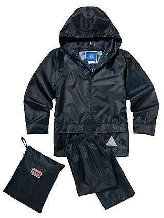 Unisex Storm Suit-in-a-Bag, Navy