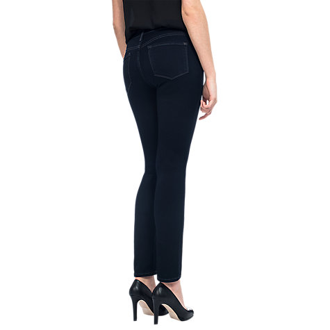 Buy NYDJ Alina Slim Super Stretch Jeans, Navy Online at johnlewis.com