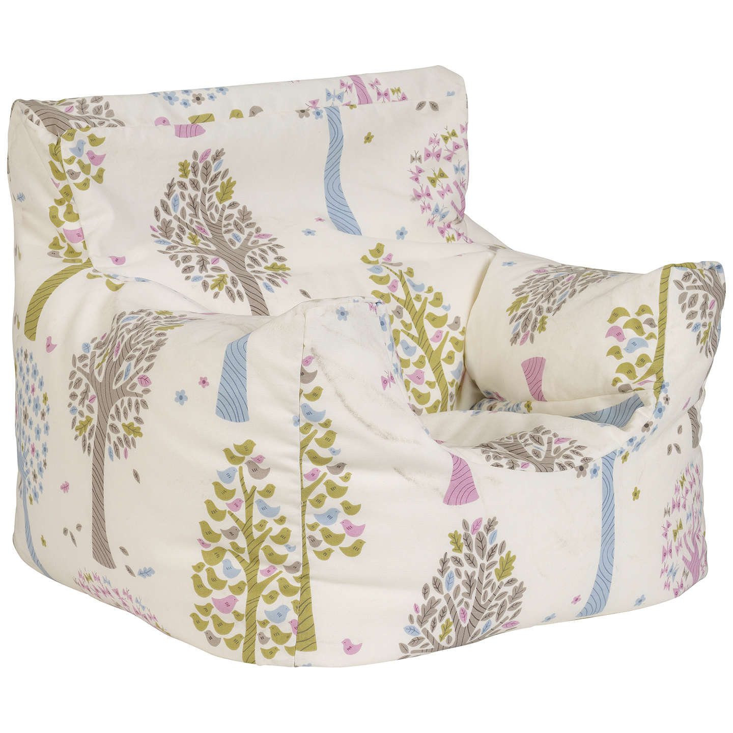 Buylittle home at John Lewis Magic Trees Bean Chair, Multi Online at johnlewis.com