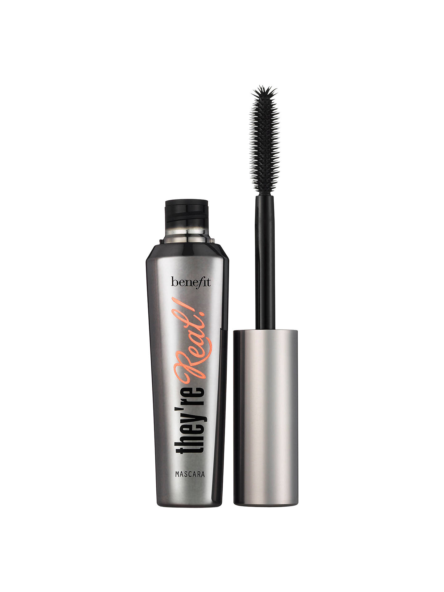 894a71e5a0d Buy Benefit They're Real! Mascara, Black Online at johnlewis. ...
