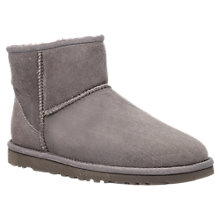 Buy UGG Classic Mini Ankle Boots Online at johnlewis.com