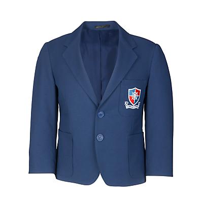 Product photo of Fairley house school unisex blazer royal blue