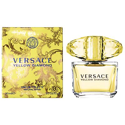 Product photo of Versace yellow diamond eau de toilette