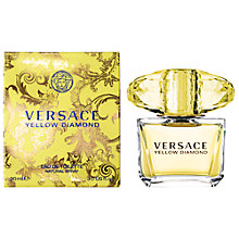 Buy Versace Yellow Diamond Eau de Toilette Online at johnlewis.com