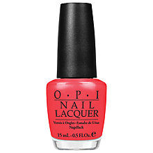 Buy OPI Nails - Touring America Collection Online at johnlewis.com